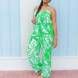 Lily pulitzer for target jumper bomm boom green